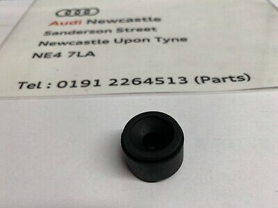 New Genuine Audi/VW Engine Cover Push-on Connector Grommet small - 07C103226A