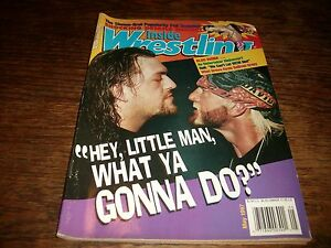 Inside-Wrestling-May-1997-Hulk-Hogan-Giant-HBK-Bret-Undertaker-Nice-Magazine-WOW