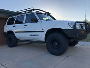 Nissan patrol factory 4.2L turbo diesel low kms Ballajura Swan Area Preview