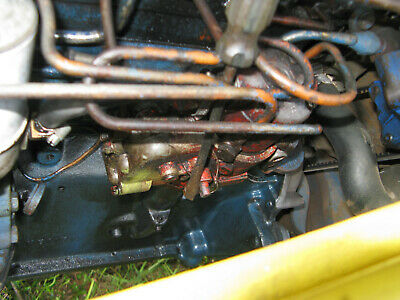 Ford Tractor 172 Diesel Injection Pump