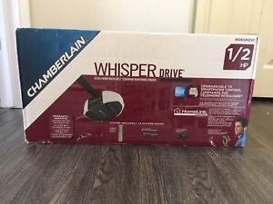 Chamberlain whisper drive 1/2 hp Garage Door Opener