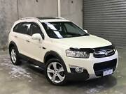 2012 Holden Captiva LX 7 Seats Diesel Auto RWC Rego South Morang Whittlesea Area Preview