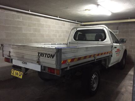 Removals ute for hire with driver Bankstown Bankstown Area Preview