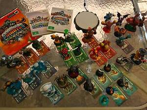 Skylanders Wii Swapforce and Giants Heathridge Joondalup Area Preview
