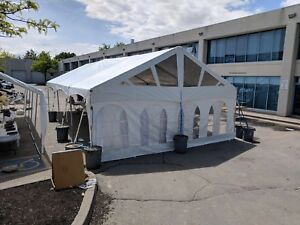 Party & Tent Rentals: Tents, tables, linens etc.