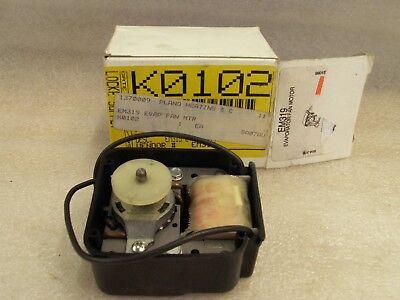 2 Refrigeration Evaporator Fan Motor Em319 Xx