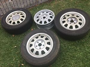 Car wheels for Audi or Mercedes Point Piper Eastern Suburbs Preview