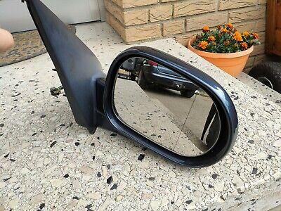 Mercedes ML W163 vorfacelift Spiegel Außenspiegel rechts 189 schwarz A1638107716