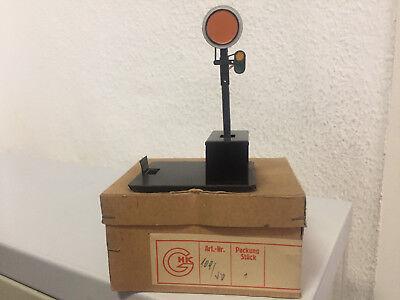 Elektrisches Vorsignal von Zeuke, Art.-Nr.: 109/50 Top + OVP