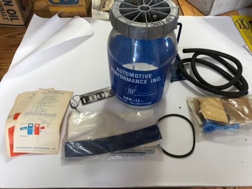 Vintage  NOS AP Automotive Performance MK-II Vapor Injector Chevy Ford Hot Rod