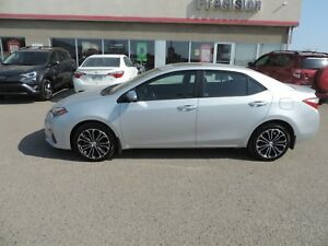 2014 Toyota Corolla S Local One Owner,Extended Warranty! New...