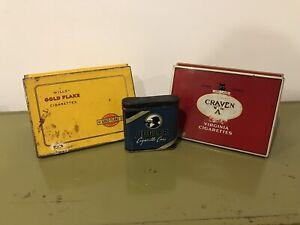 Boîtes de tabac