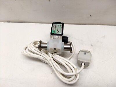 Key High Vacuum Psa-100-k-n Right Angle Valve Nw25 Flange