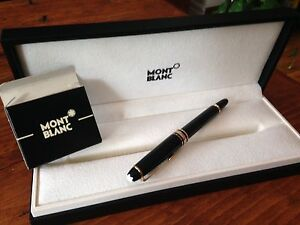 stylo mont blanc montreal