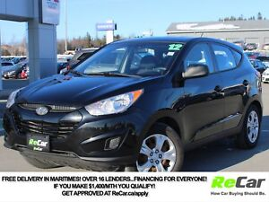 2012 Hyundai Tucson GL AWD | HEATED SEATS | LOADED
