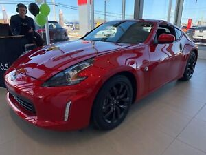 2019 Nissan 370Z 332 Hp Rouge Passion