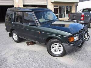 1998 Land Rover Discovery Turbo Diesel 4WD Wagon Osborne Park Stirling Area Preview