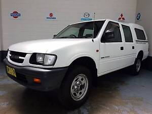 1999 Holden Rodeo DUAL CAB UTE North St Marys Penrith Area Preview