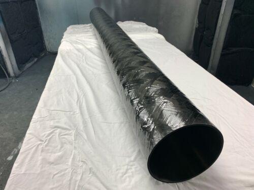 "Carbon Fiber Filament Wound Tube 10.008"" ID X 10.528"" OD X 116"" long"