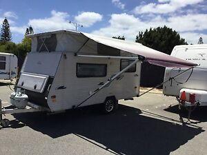 2011 Coromal Magnum 402 Pop top caravan Merriwa Wanneroo Area Preview