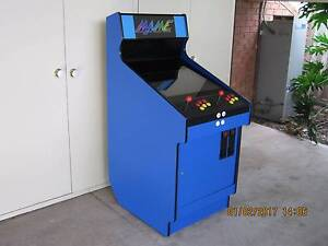 ARCADE MACHINE 2 PLAYER UPRIGHT RUNNING MAME ARCADE SYSTEM Hoppers Crossing Wyndham Area Preview