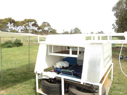 Canopy for Duel cab ute Roseworthy Gawler Area Preview