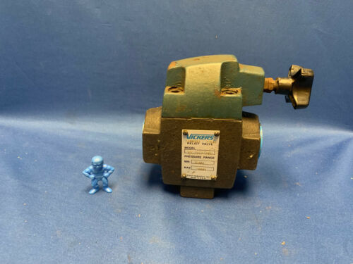 Vickers / Eaton Hydraulics CT10F30 Hydraulic Relief Valve 590283