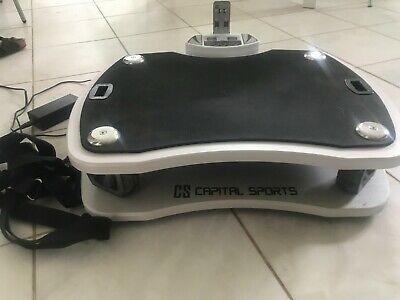 200W Vibro Platte Shaper Vibrationsplatte Vibrationstraining Vibrationstrainer