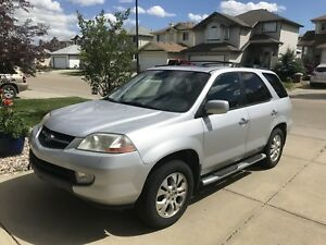 2003 Acura MDX with tech package