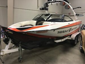2009 MALIBU WAKESETTER VTX ONLY 280 HRS trade for muscle