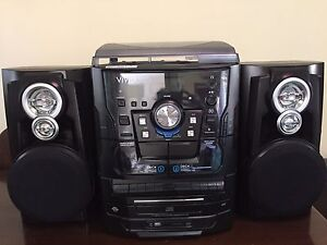 Mini Hi-FI System with Turntable Eastwood Ryde Area Preview