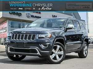 2014 Jeep Grand Cherokee Navigation/Pano Sunroof