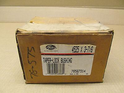 1 NIB GATES 4535 X 3-7/8 TAPER-LOCK BUSHING 453537/8 4535378