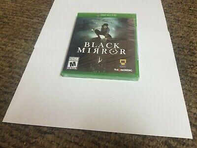 Black Mirror (Microsoft Xbox One, 2017) new