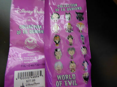Disney Trading Pins 117053 HKDL World of Evil Mystery Collection