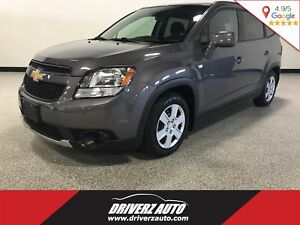 2012 Chevrolet Orlando 1LT BLUETOOTH, AUTO HEADLIGHTS, A/C