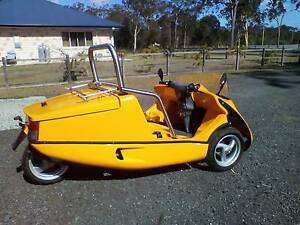 Scooter Car Booral Fraser Coast Preview