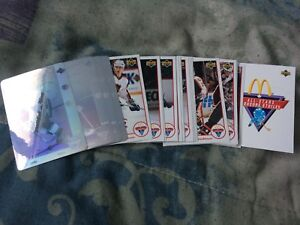Mcdonalds upper deck-complete set