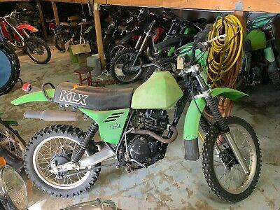 1979 KLX250 KLX 250 KLX-250 A5 vmx