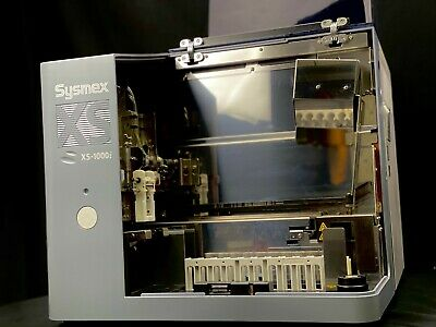Xs-1000i Automated Hematology Analyzer