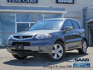 2008 Acura RDX SH-AWD  Accident Free