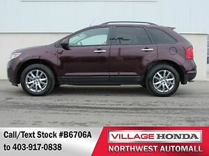 2011 Ford Edge SEL AWD | No Accidents | One Owner |