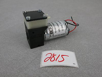Knf Neuberger Pu633-nmp30 Nmp 30 Pump 712246c