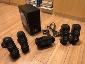 Logitech X-530 5.1 Surround Sound Speakers