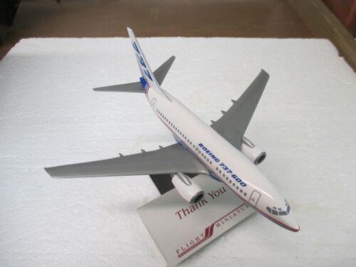 Flight Miniatures Boeing 737-600 Color Desk Top 1/200 Model Airplane