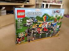 LEGO 10244 Fairground Mixer  Brand New Sealed 10AUD off RRP Hornsby Hornsby Area Preview