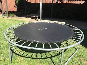 Kids Action 8ft Trampoline Engadine Sutherland Area Preview
