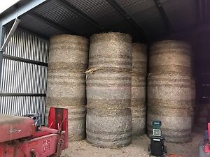 Oaten hay round rolls Kialla Shepparton City Preview