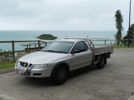 2005 Holden Commodore Cross 6 AWD One Tonner Ute Airlie Beach Whitsundays Area Preview