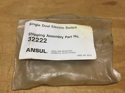 Ansul Electric Switch 32222